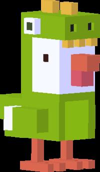 Dinosuar Chicken