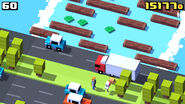 CrossyRoad InAction Archie