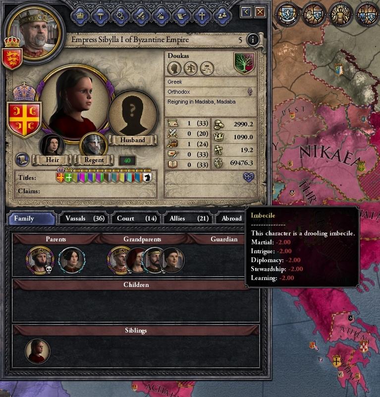 Rulers who belong