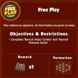 KDD FreePlay