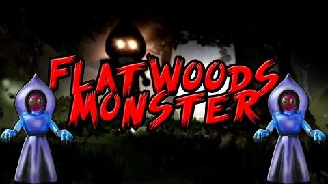 Cryptids - Flatwoods Monster