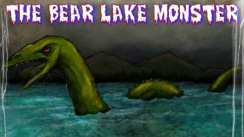 The Story Of The Bear Lake Monster
