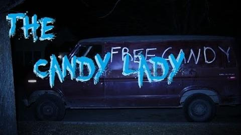The Candy Lady (CreepyPasta) By Raven C