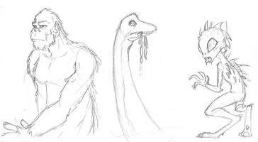Cryptid Creatures