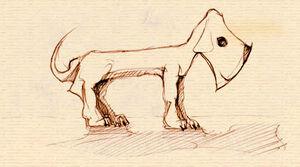 Axhandle hound