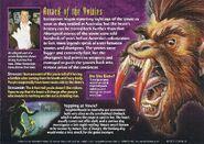 Bell Asian werewolf absurd
