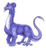Dragon mushussu by crystalmewtwo