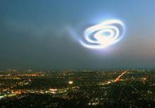 UFO Spiral Canada