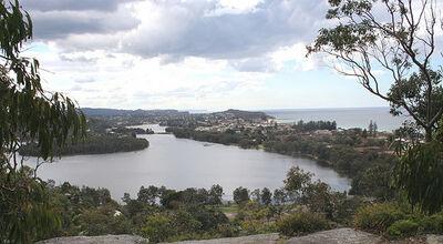 Narrabeen-lake