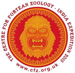 CFZ India Expedition 2010 Logo (1)