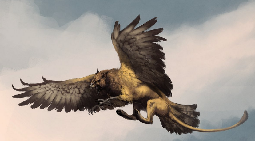 Image result for real gryphon
