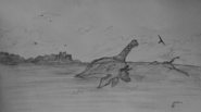 The loch ness monster by thedmg177-d791367