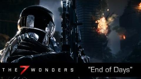 """The 7 Wonders of Crysis 3 - Final Episode """"End of Days"""""""