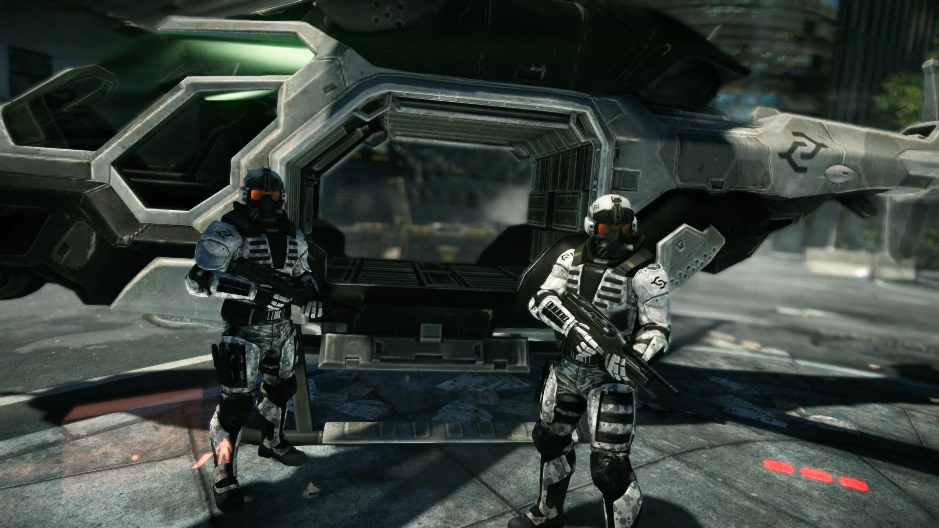 C.E.L.L. Assault Operative - Crysis Wiki