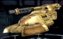 Heavy Artillery Gun