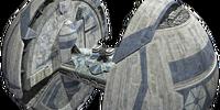 Separatist supply ship
