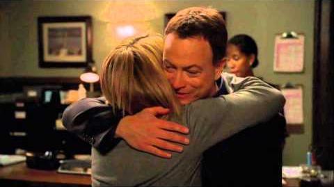 CSI NY - Danny & Lindsay Tie the Knot