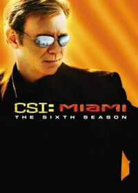 CSI Miami Season Six