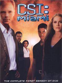 CSI Miami Season One