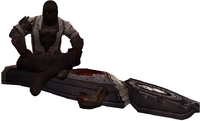 Undertaker origin dummy
