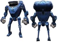 Minion1 blue