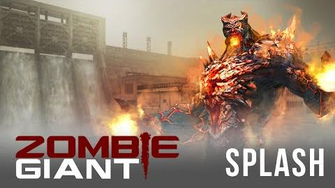 "CS Online Zombie Giant Map Splash & Zombie Boss ""Revenant"" Gameplay"