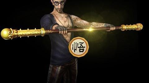 CSO Damage Test Ruyi Stick (Zombie Hero)