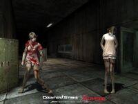 Sarah Zombie