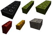 Block shell