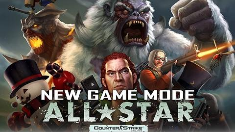 All Star Game Mode - Counter-Strike Online