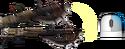 Bayonet slash