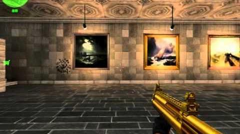 黃金深淵惡魔 KGS12 10M射擊測試影片