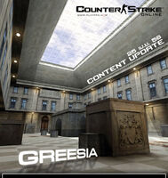Greesia poster th