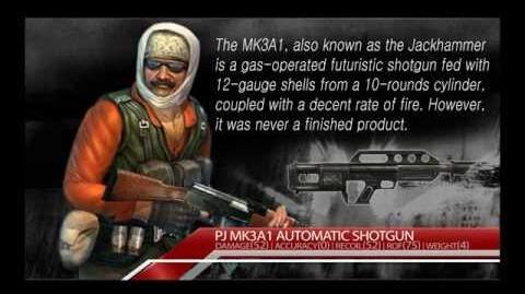 CS Online - PJ MK3A1 weapon preview