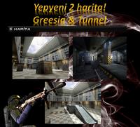 Greesia tunel turkey poster