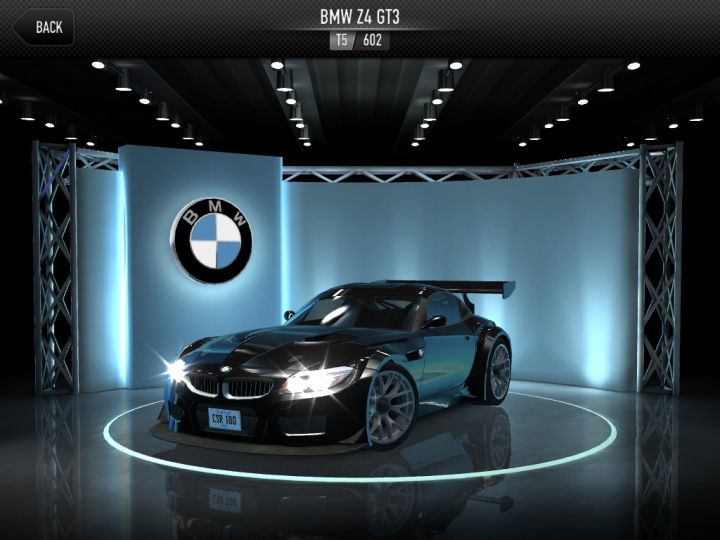 bmw z4 gt3 csr racing wiki fandom powered by wikia. Black Bedroom Furniture Sets. Home Design Ideas