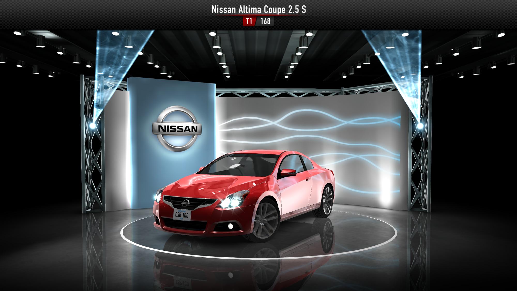 Nissan Altima Coupe 2 5 S Csr Racing Wiki Fandom
