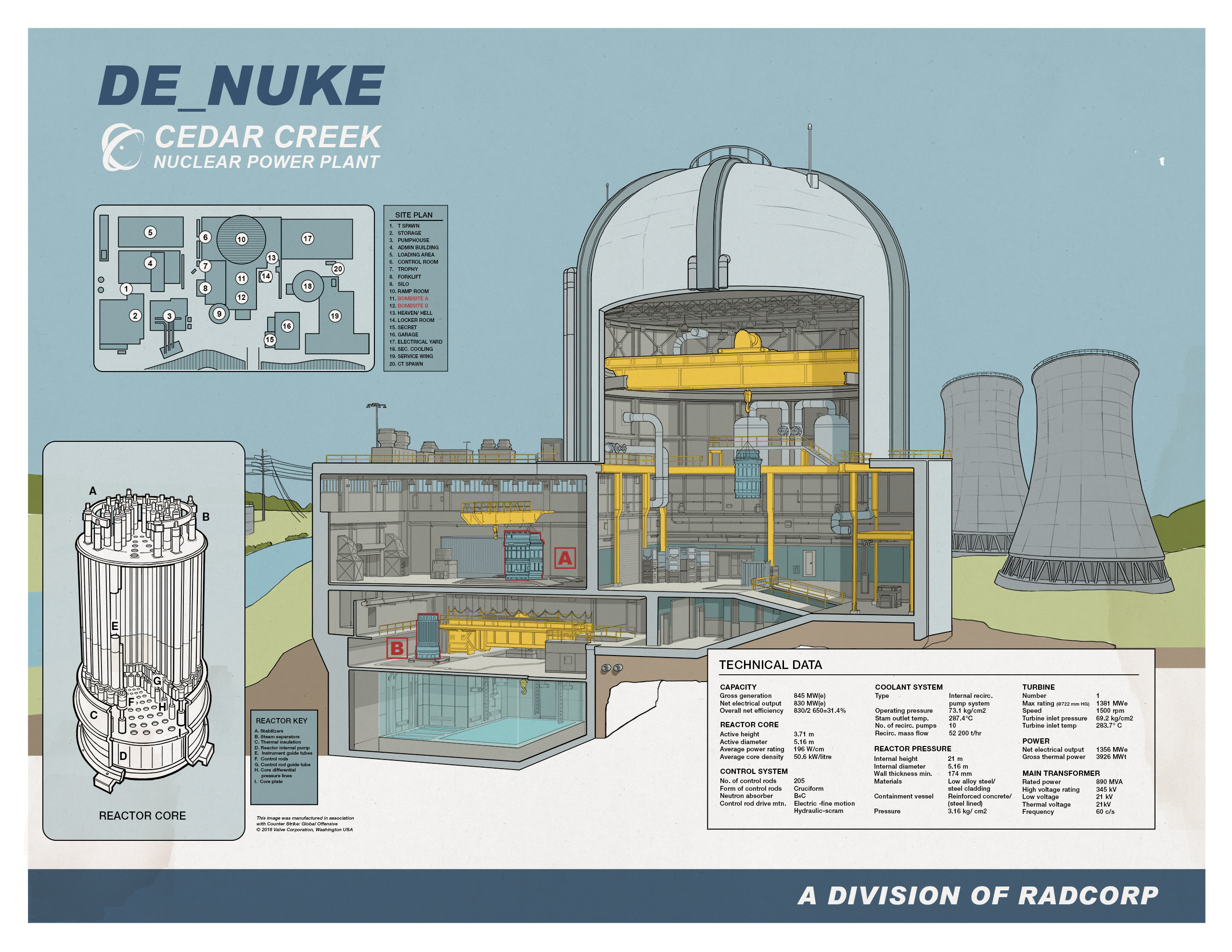 Nuclear Giant Westinghouse Files For Bankruptcy After Costs Power Plant Schematic Diagram Image Failed To Load Try Launching In New Window