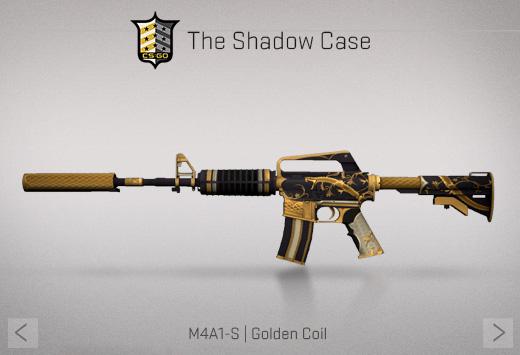 File:Csgo-m4a1s-golden-coil-announcement.jpg