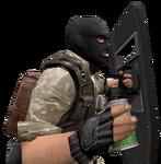 P shield smokegrenade cz