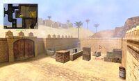 Dust2 bombsite b css
