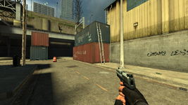 Cs assault css first person view