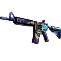 Csgo-m4a4-desolate space