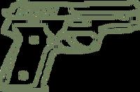 P228 hud outline csgoa