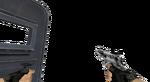 V deagle shield