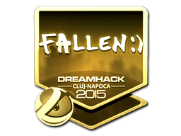 File:Csgo-cluj2015-sig fallen gold large.png