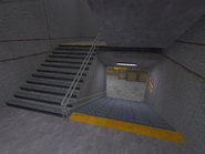 Cs thunder crate to dam's stairs level 1