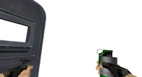 V smokegrenade shield