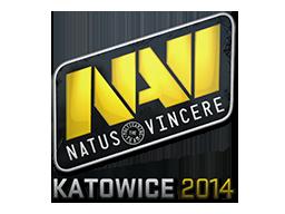 Sticker-katowice-2014-navi