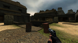 De aztec css first person view